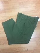 Green Trousers 32""